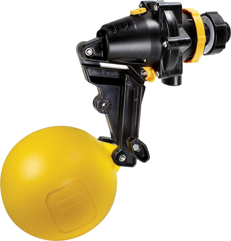 Jobe Valves J-TPV20DLT Yellow Black 70% OFF Outlet Topaz Detach with Houston Mall Lon Valve