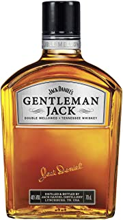 Jack Daniel's Gentleman Jack Double Mellowed Whiskey, 700 ml