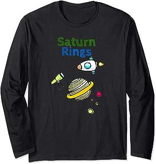 rings of saturn long sleeve