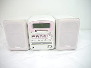 Victor CA-UXQX1-P ミニCDMDコンポ ピンク