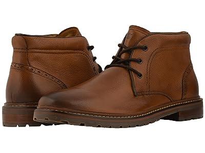 Florsheim Estabrook Chukka Boot (Cognac Milled) Men