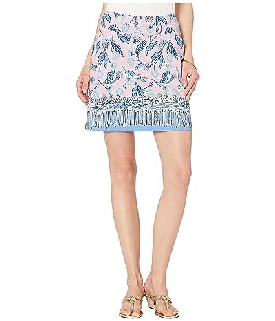 Lilly Pulitzer Monica UPF 50+ Golf Skort (Pink Tropics Tint Par Tee Time) Women