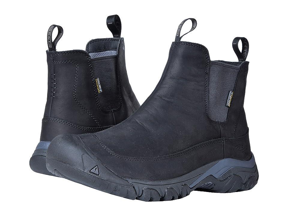 Keen Anchorage Boot III Waterproof (Black/Raven) Men