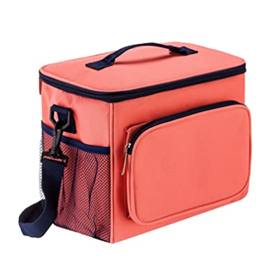 Adult Lunch Box Insulated Lunch Bag Large Coole...