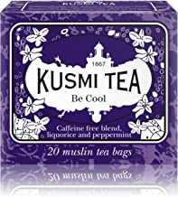White Coffee & Tea Kusmi Tea 20 Servings All Natural Mango
