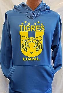 Club UANL Tigres Sudadera de Gorro Hoodie Size L