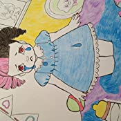 Cry Baby Coloring Book Martinez Melanie 9781612436869 Amazon Com Books