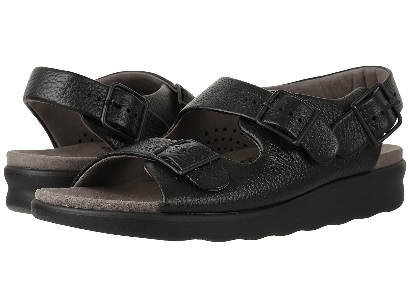 SAS RelaxedAtmospheric grades have affordable shoes