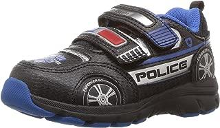 Stride Rite Kids' Vroomz Police Car Sneaker