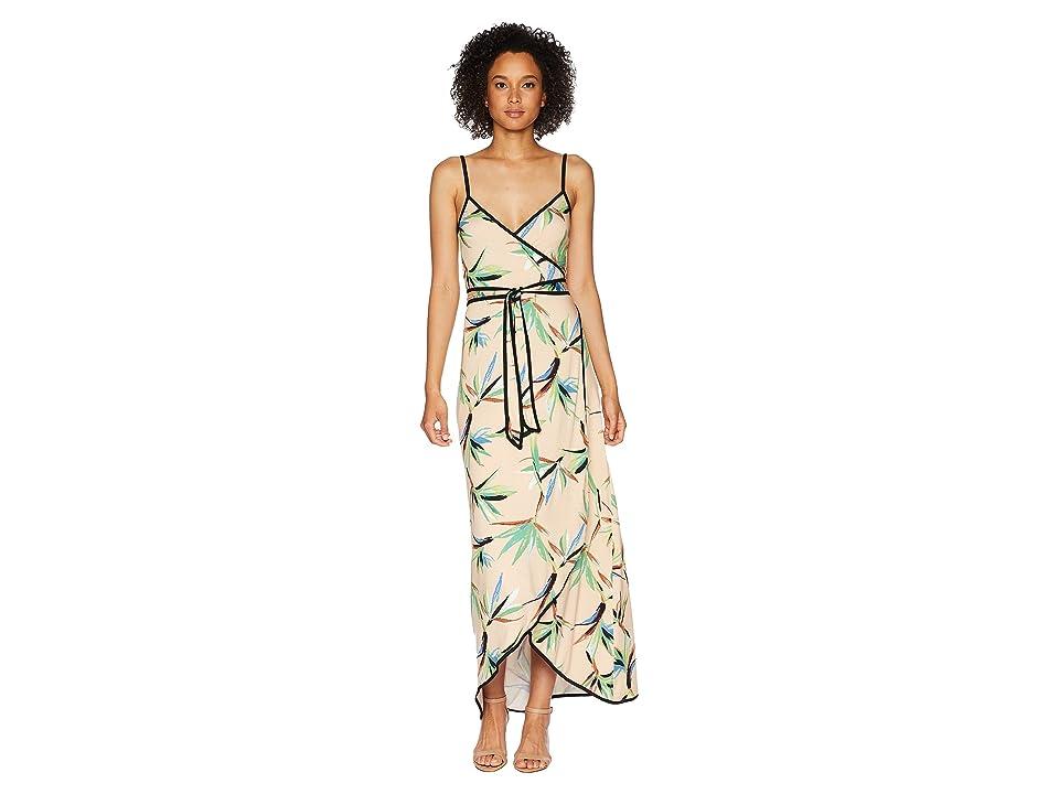Rachel Pally Britta Wrap Dress (Paradise) Women