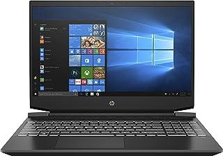 "HP Pavilion Gaming 15-ec2004ns - Ordenador portátil de 15.6"" Full HD (AMD Ryzen 7 5800H, 16GB RAM, 512GB SSD, NVIDIA GeFor..."