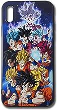 RL04 Dragon Ball Super Saiyan Goku Phone Case for iPhone X