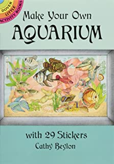 Make Your Own Aquarium with 29 Stickers (Dover Little Activity Books Stickers)