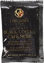 organo gourmet black coffee cafe noir