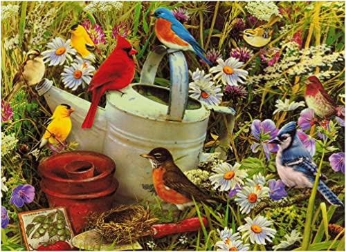 Giordano Collection - 550 Pc Puzzle - Gardeners Delight