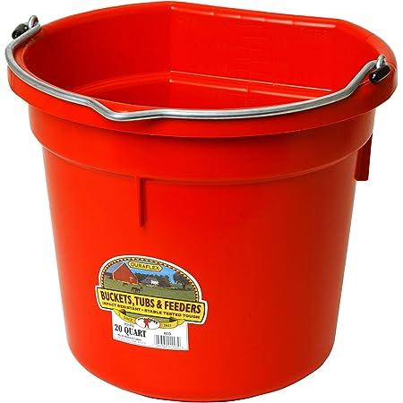 Fortiflex Flat-Back Bucket 5 Gallon Purple