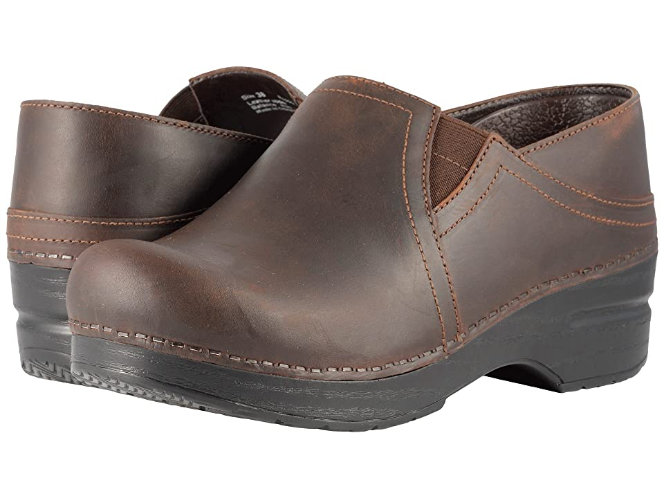 Dansko Pepper (Antique Brown Oiled) Women