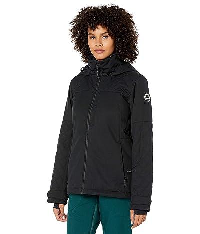 Burton Tulum Stretch Jacket (True Black) Women