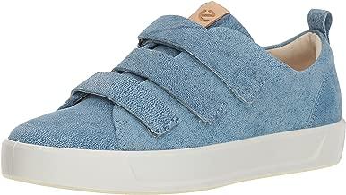 ECCO Women's Soft 8 3-Strap Sneaker