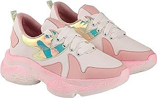 Do Bhai Women Sneaker (Tota)