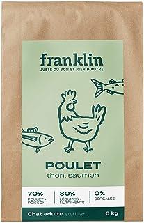 Franklin Poulet, Thon, Saumon 15.00% Off Auto Renew