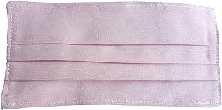 Pack 2 mujer rosa doble capa con bolsillo para filtro