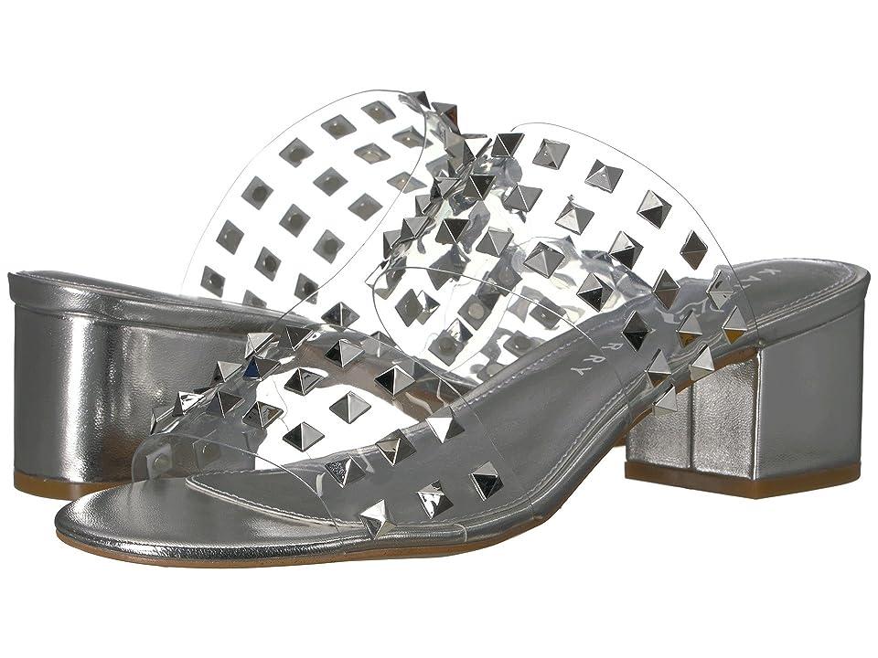 Katy Perry The Kenzie (Silver PVC) Women