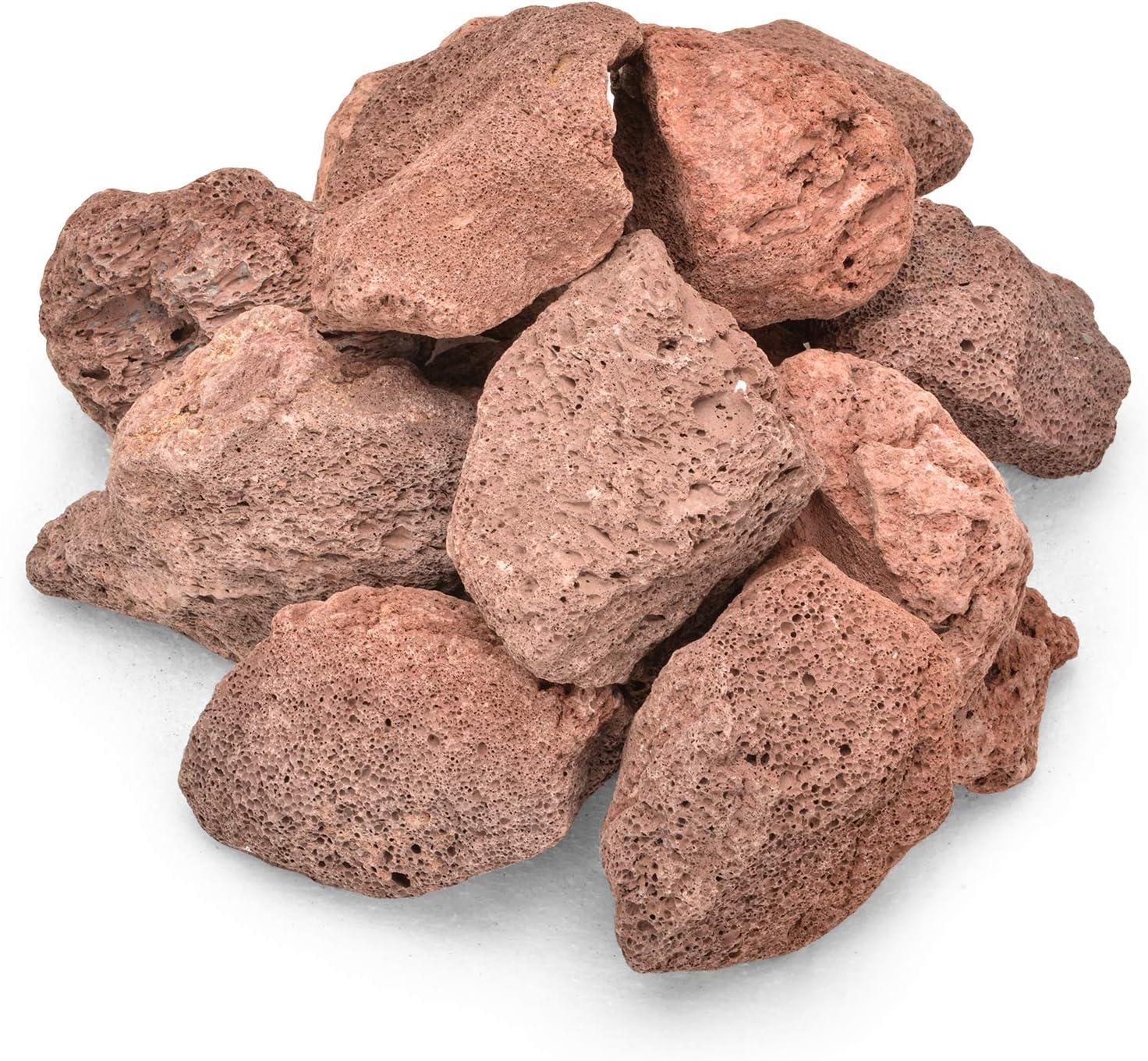 Popular shop [Alternative dealer] is the lowest price challenge Stanbroil Lava Rock Granules Decorative Bo Fire Landscaping for