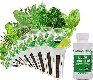 AeroGarden Gourmet Herb Seed Pod Kits