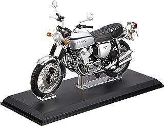 スカイネット 1/12 完成品バイク ホンダ CB750FOUR (K2) シルバー