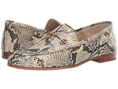 Sam Edelman Loraine Loafer (Beach Multi Pacific Snake Leather) Women