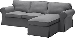 ikea loveseat chaise