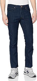 Wrangler mens GREENSBORO OCEAN SQUALL Jeans