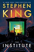 Cover image of The Institute by Stephen King