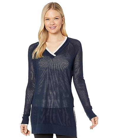 Smartwool Everyday Exploration Tunic Sweater (Deep Navy) Women