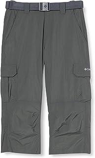 Columbia Men's Cargo Trousers, Silver Ridge II