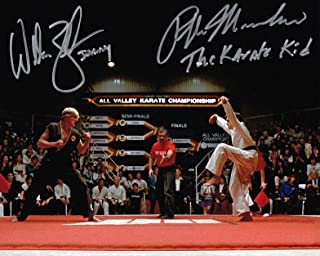 karate kid autograph