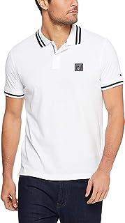 Tommy Hilfiger Men's Ny Badge Regular Fit Polo