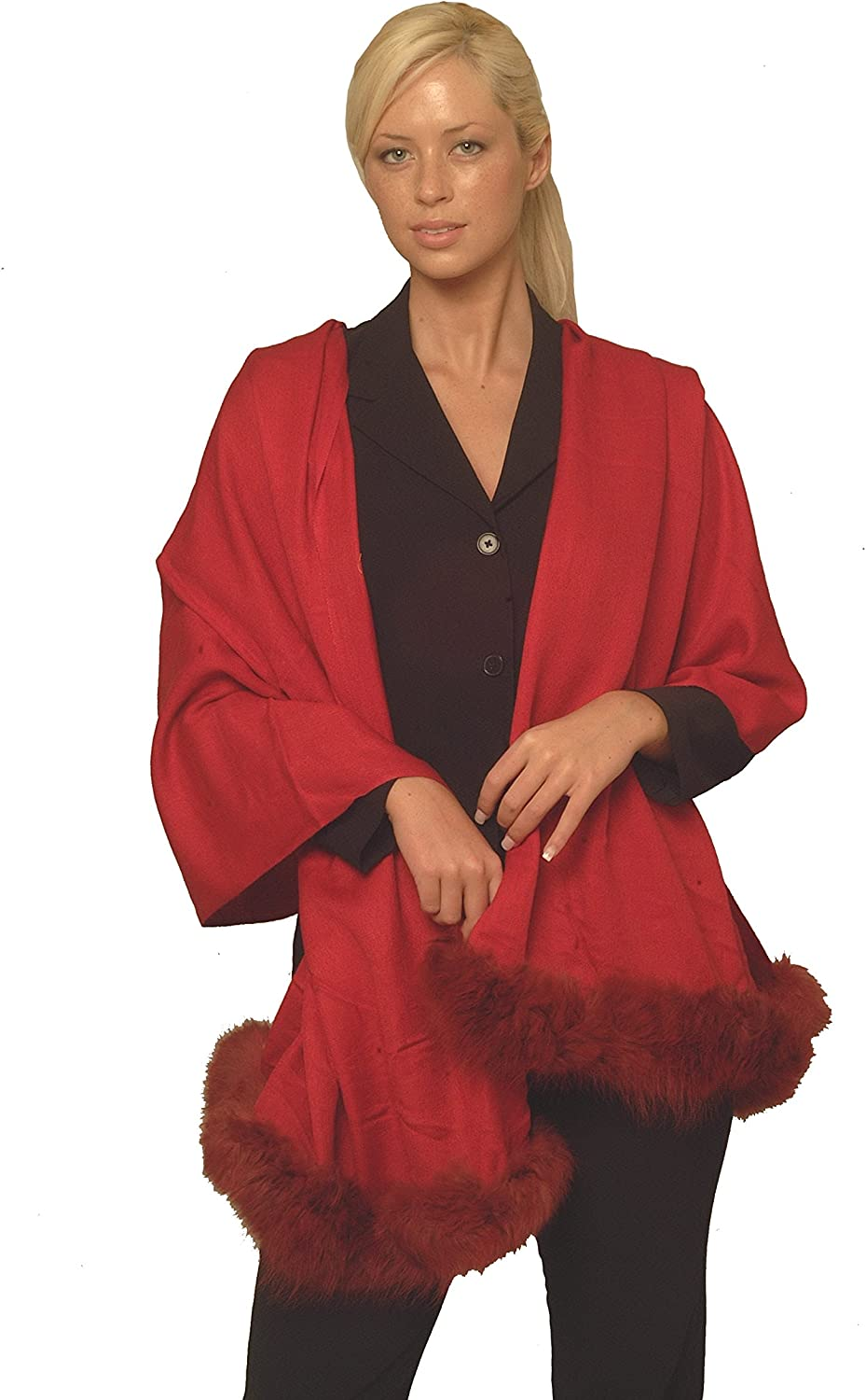 Cashmere Pashmina Inventory cleanup selling sale Group:Solid Shawl Phoenix Mall Scarf Wrap with G