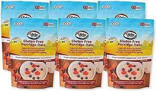 comprar comparacion Glebe Farm - Copos de avena sin gluten - 6X450G, saludables, ricas en fibra