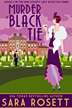 Murder in Black Tie (High Society Lady Detective Book 4)