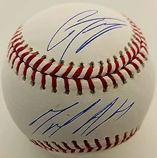 gleyber torres signed baseball