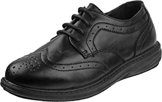 Joseph Allen Boys Lace Up Casual Dress Shoe (Little Kid/Big Kid)