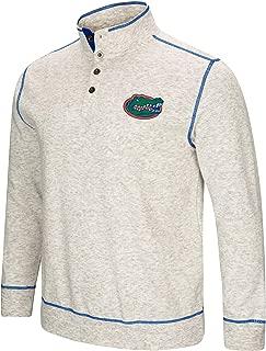 Florida Gators Men's NCAA Bowl Game 1/2 Button Up Henley Sweatshirt