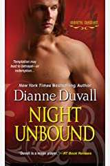 Night Unbound (Immortal Guardians series Book 5) Kindle Edition