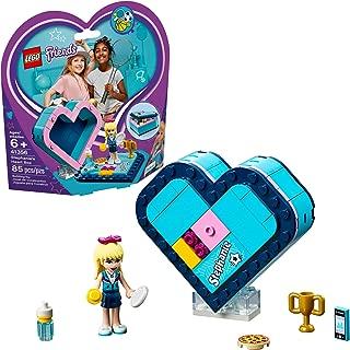 LEGO Friends Stephanie's Heart Box 41356 Building Kit , New 2019 (85 Piece)