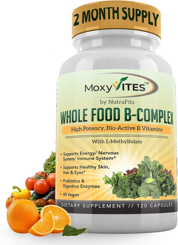 Vitamin B Complex - Vitamins lowest price Food Choice B12 Methyl Supplement Whole