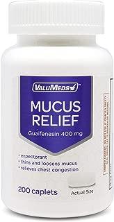 gericare mucus relief