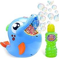 Automatic Durable Bubble Blower for Kids 500 Bubbles per Minute
