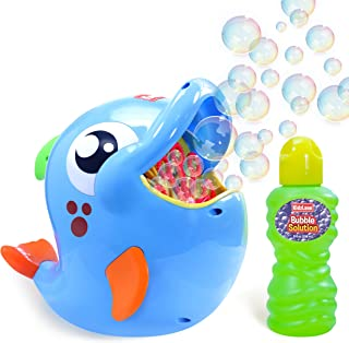 kidzlane dolphin bubble machine